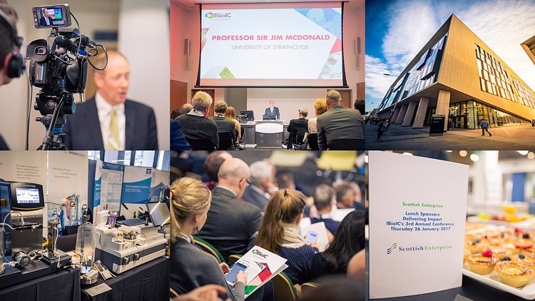 IBioIC's Annual Conference – Building on Success